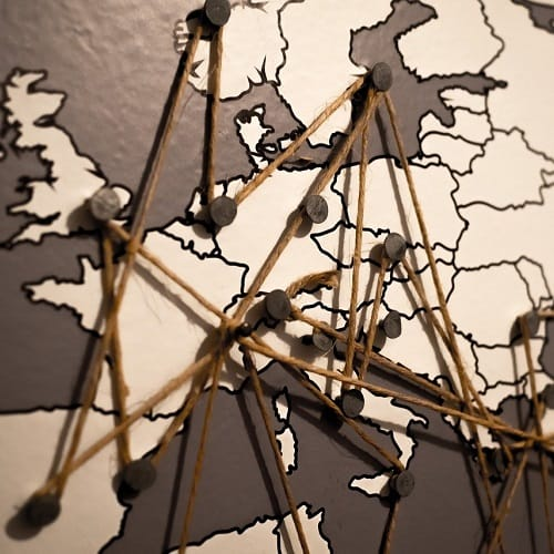 Gemeinsam statt Einsam - Netzwerkorientiert