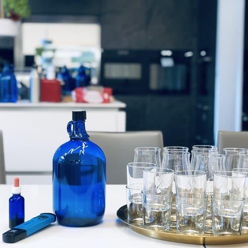 Gesundes Trinkwasser - Ein Lebenselixier feiert sein Comeback