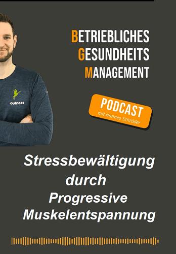 Stressbewältigung PMR