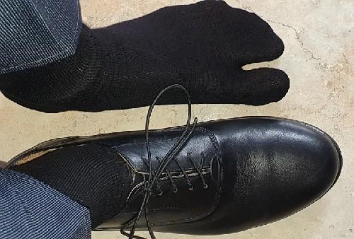 Carets - Barfuß Business Schuh