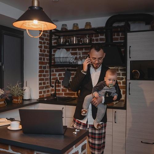 Wie gestresst sind Arbeitnehmende im HomeOffce?