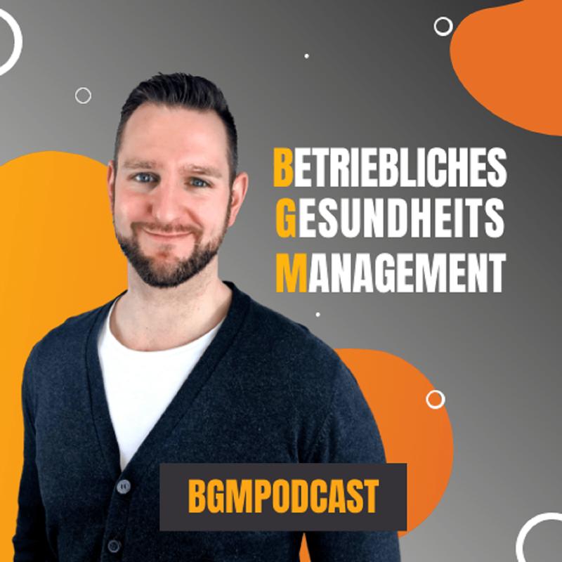 Logo Betriebliches Gesundheitsmanagement Podcast